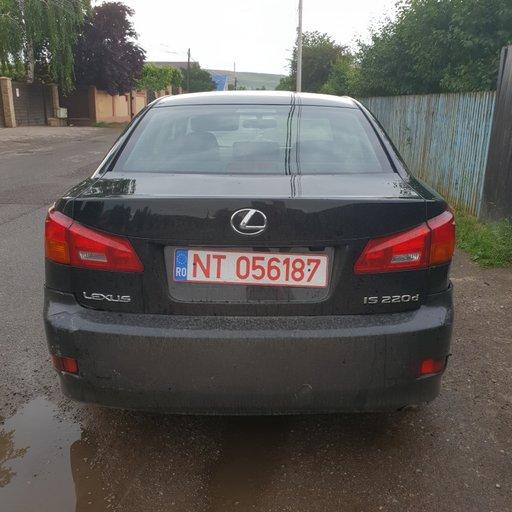 Stopuri Lexus IS 220 2008 Berlina 2200 diesel