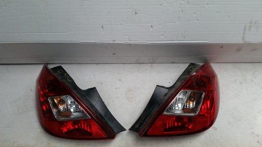 Stopuri Opel Corsa D