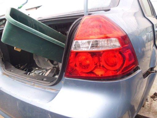 Stopuri pentru Chevrolet Aveo din 2005