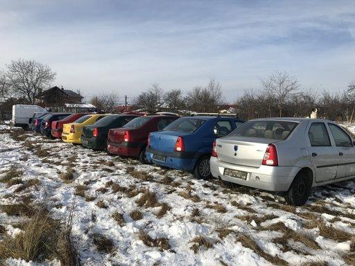 Stopuri sau Triple pt Dacia Logan, Duster, Solenza, Super Nova, Papuc, Pick up etc
