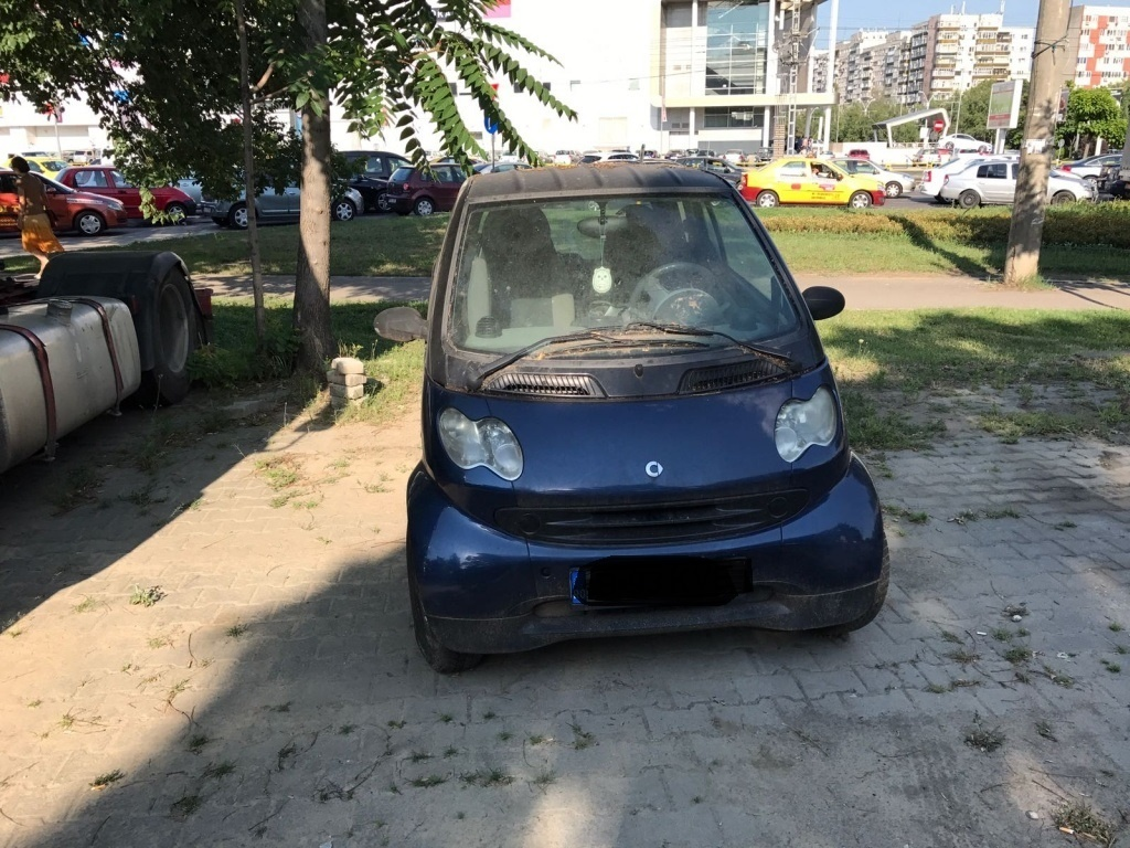 Stopuri Smart Fortwo 2004 COUPE 0.7