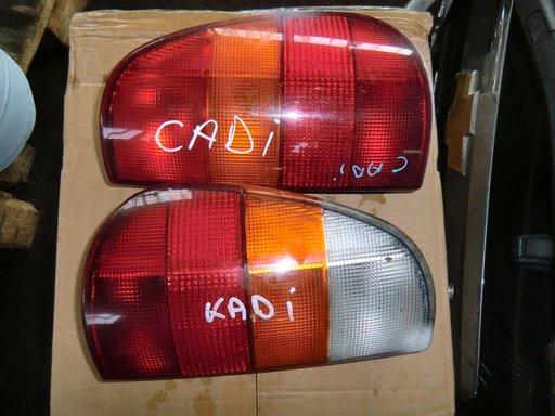 Stopuri spate Vw Caddy 2001