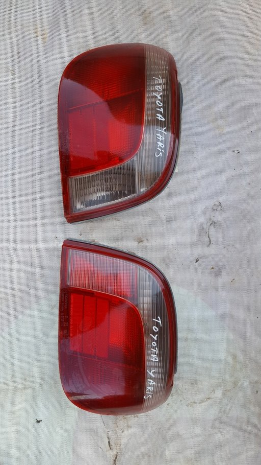 Stopuri Toyota Yaris an 2001