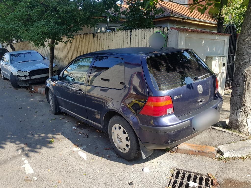 Stopuri VW Golf 4 2002 coupe 1.4