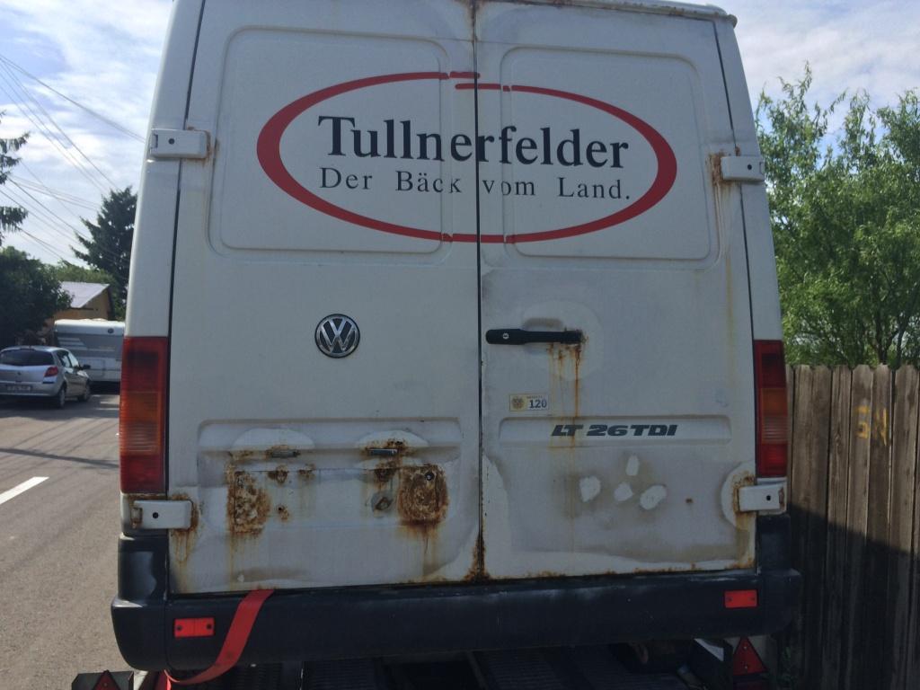 Stopuri VW LT 35