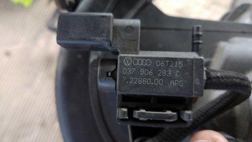Supapa control evacuare EGR compatibil pe gama VAG(vw,seat,skoda,audi) cod OEM:03C 906 283 C