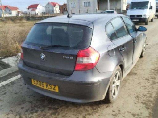Supapa EGR BMW Seria 1 E81, E87 2007 Hatchback 1.8