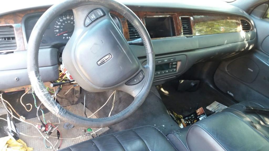 Supapa EGR Lincoln Town Car 2003 berlina 4.6