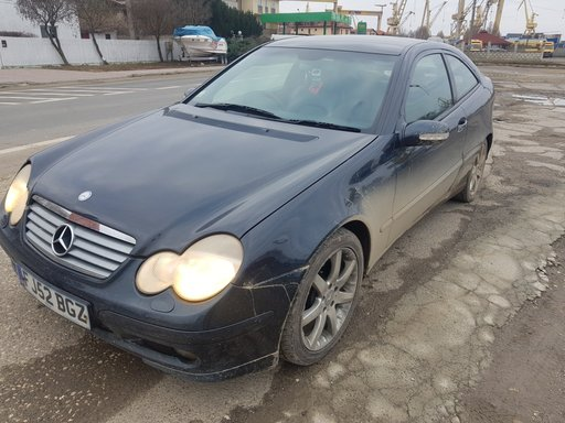 Supapa EGR Mercedes C-CLASS Coupe Sport CL203 2002 Hatchback 2.2 cdi
