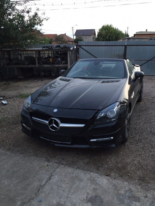 Supapa EGR Mercedes SLK R172 2014 cabrio 2.2