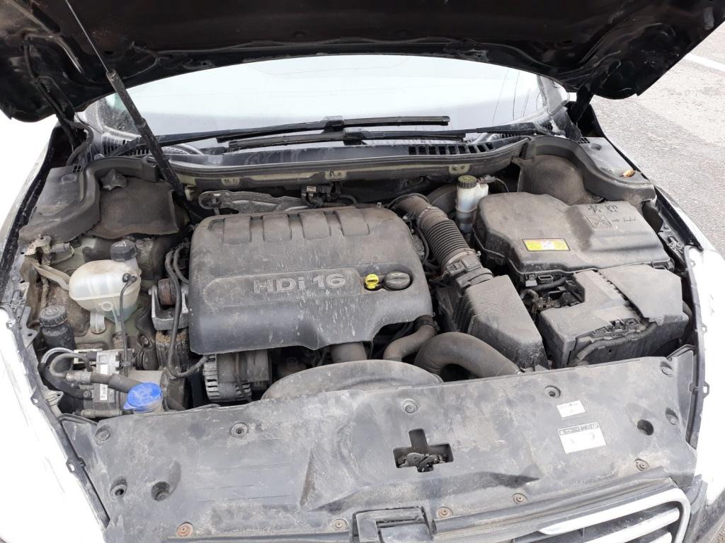 Supapa EGR Peugeot 508 2012 berlina limuzina sedan rhf 2.0hdi