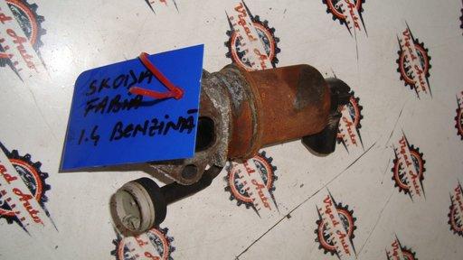 Supapa EGR Skoda Fabia 1.4 benzina motor BBY