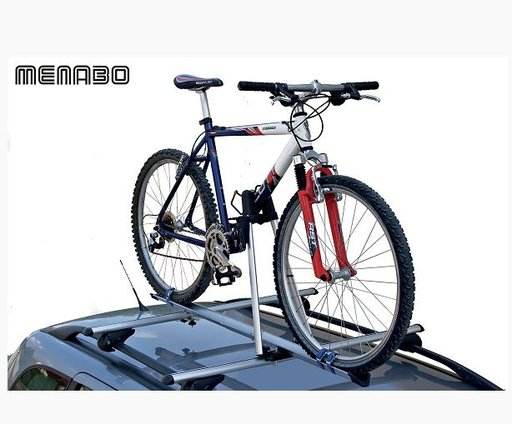 SUPORT BICICLETA MENABO IRON CU PRINDERE PE BARE TRANSVERSALE