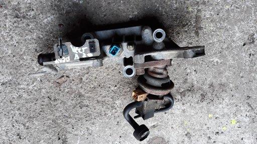 Suport cot apa/supapa EGR Opel Vectra B 2.0 benzina ,1995-2002,cod 90501694
