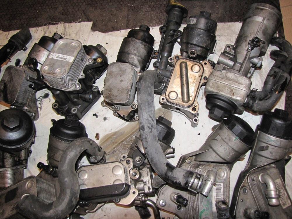 Suport Filtre de ulei si rariator racire ulei pentru VW, Audi, Ford, Peugeot, Opel, etc.