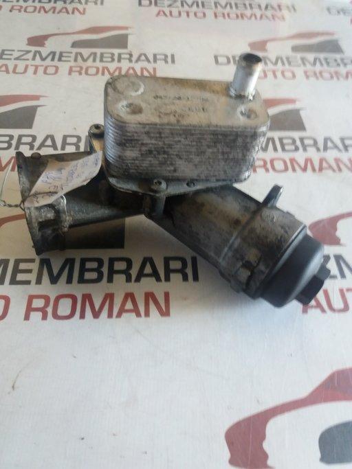 Suport filtru ulei cu termoflot BMW E90 318d cod-6740373126