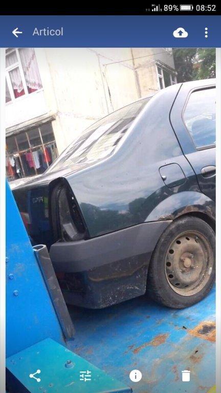Suport filtru ulei (logan motor benzina 1.4 an 2006