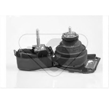 Suport motor SEAT ALHAMBRA ( 7V8, 7V9 ) 04/1996 - 03/2010 - producator HUTCHINSON 585064 - 301564 - Piesa Noua