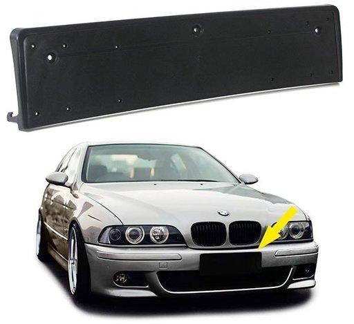 Suport numar BMW E39 pentru bara M5 negru
