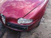 Suport numar inmatriculare fata pentru Alfa Romeo 147, an 2002