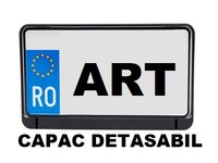 Suport numar inmatriculate - JEEP 35 X 22 VistaCar