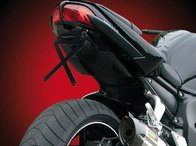 Suport numar motocicleta universal