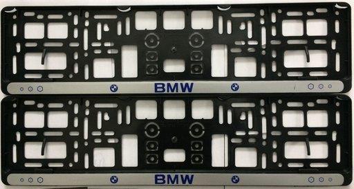 Suport Numar Personalizate BMW SET 2 BUC. AL-TCT-263
