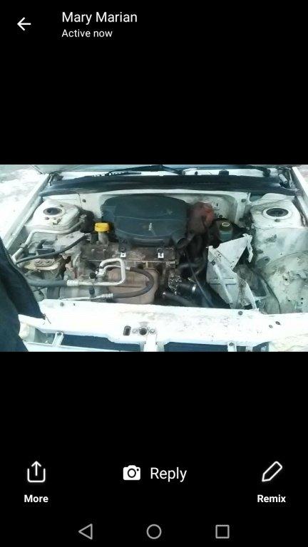Suport. Rola accesorii (Dacia solenza (supernova-dacia ) benzina 1.4 an 2004