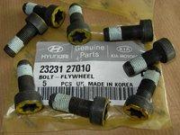 Surub coroana dintata volanta Hyundai Santa Fe I, Kia Carens II - NOU / ORIGINAL 23231-27010