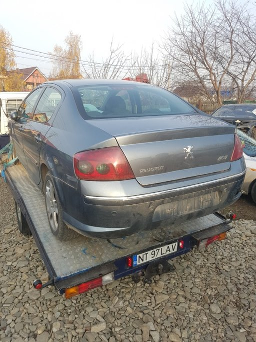 Suspensie (amortizoare+arcuri) Peugeot 407 2.0 HDI RHR 136cp 2005-2006-2007