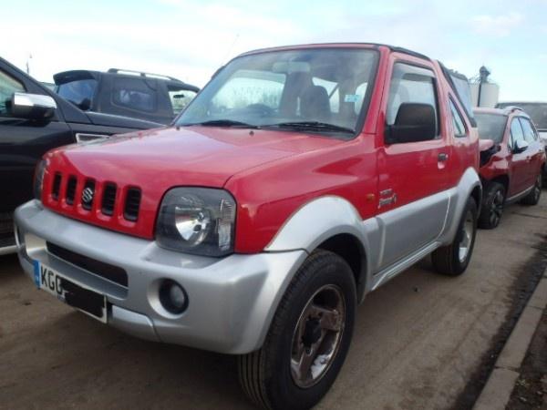 Suzuki Jimny (2002)