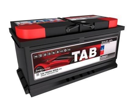 TAB Magic (12V) 100Ah 900A