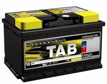 TAB Magic EFB (12V) 80Ah 760A