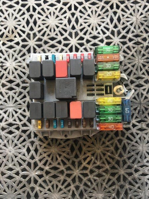 Tablou sigurante Iveco Daily 2.3 hpi cod 69501171