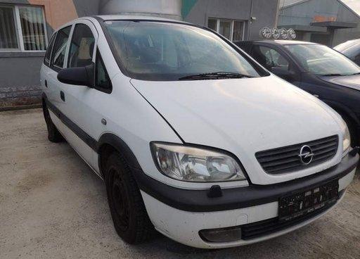 Tablou sigurante OPEL ZAFIRA, modelul masina 2001-2004