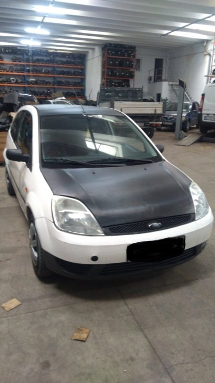 Termoflot Ford Fiesta 2004 Hatchback (model in 2 usi) 1.4 TDCI