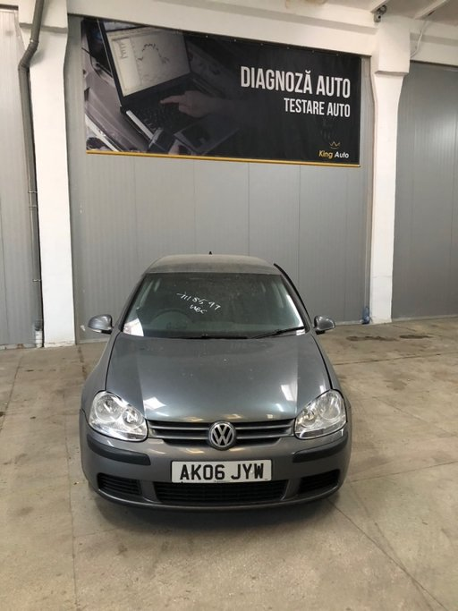 Termoflot VW Golf 5 2007 Hatchback 1.9 TDI