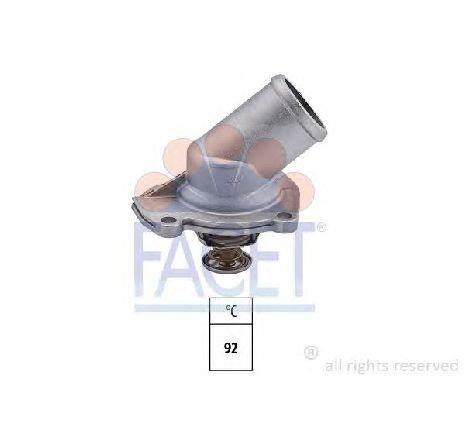 Termostat, lichid racire OPEL COMBO caroserie inchisa/combi 10/2001 - 2018 - producator FACET 7.8653 - 304818 - Piesa Noua