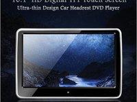 Tetiera monitor HD touchscreen cu VIDEO IN 106A VistaCar