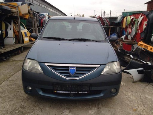 Toba esapament Dacia Logan 1.5 DCI E4 An 2008