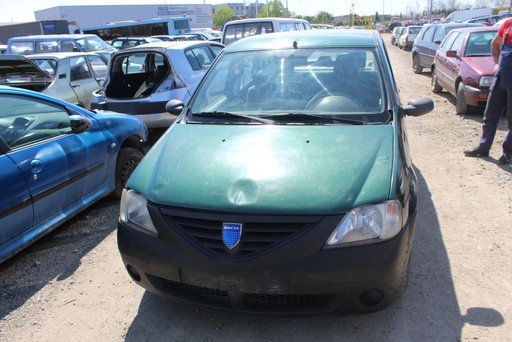 Toba esapament finala Dacia Logan 2004 berlina 1.4