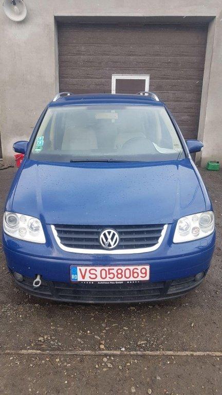 Toba esapament finala VW Touran 2004 COMBI 2.0
