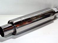 Toba esapament inox sport PILOT-performance rot100 fi63mm