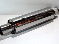 Toba esapament universla PILOT-performance rot100 fi57mm