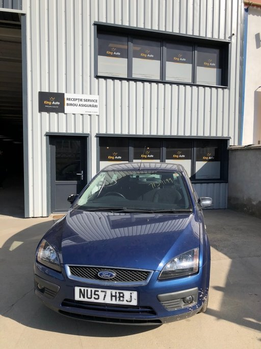 Toba intermediara Ford Focus 2007 Hatchback 2.0 TDCI