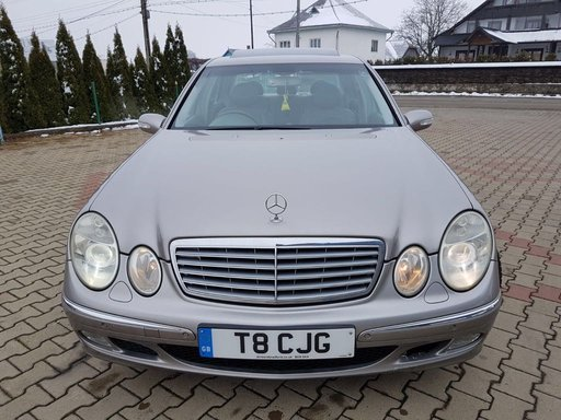 Toba intermediara Mercedes E-CLASS W211 2004 berlina 2.2 cdi