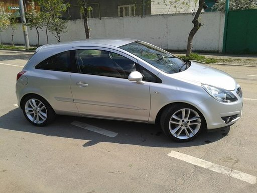 Toba(sistem complet) Opel CORSA D, 1.4 16v, an 2008
