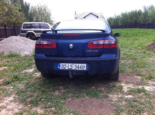 Toba(sistem complet) Renault Laguna 2 1.9dci 120cp 2001-2006