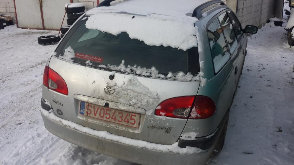Toyota avensis 2.0 td 2000