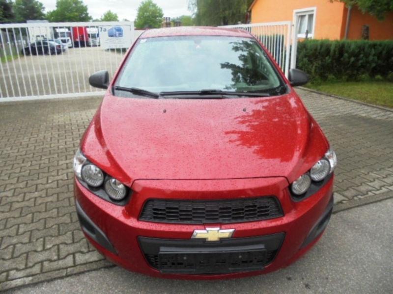 Trager Chevrolet Aveo 2014 Hatchback 12 1754191136 Pieseauto